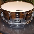 "Selling with online payment: GiG Percussion-Snare Drum-Parallel Action Throw-14"" x 5""-Chrome"