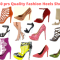 Buy Now: 250 Pairs Quality Women Heels Shoes - Great Retail Value