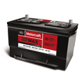 Selling without online payment: MOTORCRAFT® TESTED TOUGH® MAX BATTERIES STARTING AT $129.95 MSRP*