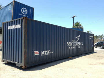 Alquilar con una opción de tarifa de envío fija: Preview 40ft Standard IICL Shipping Container to Rent Charleston