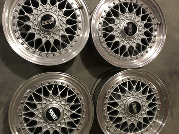 Selling: BBS RS 043 15x6.5