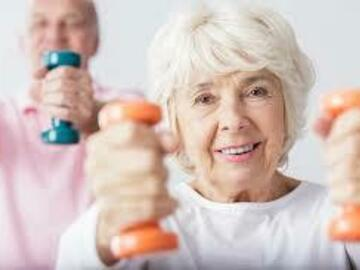 Private Session Offering: Get-Fit! Senior