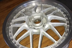"""Selling: 17"""" Riverside Stich 3 piece wheels"""