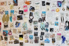 Buy Now: 400 Pairs of New Fashion Jewelry Earrings
