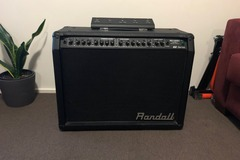 Renting out: Randall RG100SC G2 2x12 Stereo Guitar Combo Amplifier