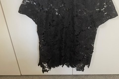 Selling: Lace top with slip