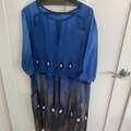 Selling: Blue dress