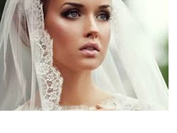 Buy Now: Mixed LOT 45 Wedding Veil Cathedral Fingertip Eyelash 2T Layer