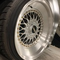 Selling: BBS RS 5x112 18x10.5