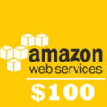 Selling: $100 AWS Credit Code