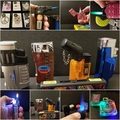 Buy Now: 100 TORCH & NOVELTY LIGHTERS, HUGE ASSORTMENT OF STYLES