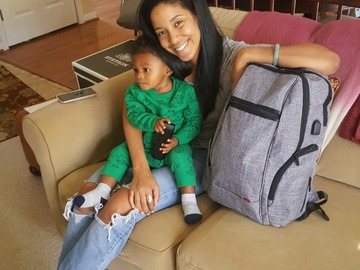 Selling with online payment: Jaden Diaper Bag