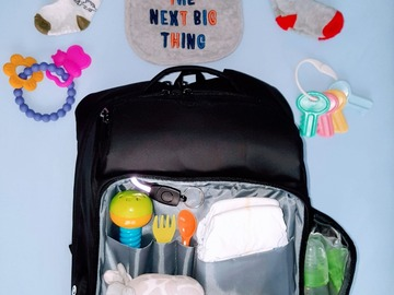 Selling with online payment: JETT Diaper Bag for Families