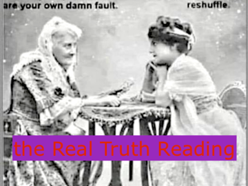 Selling: The Real Truth Reading