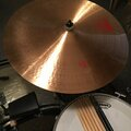 "Selling with online payment: Paiste 2002 22"" Ride VGC"