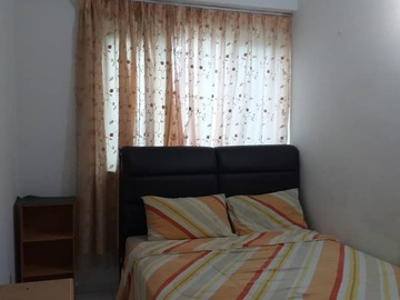 For rent: 3BHK For Rent Fully Furnished near lrt/ktm/monorail