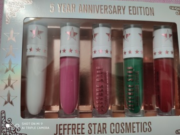 Venta: Jeffree Star 5 year anniversary