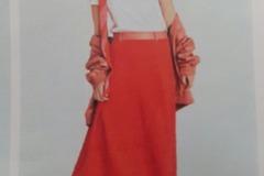 Selling: Red & Pink Susie Skirt