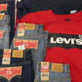 Buy Now: 19 Pieces KIDS LEVIS JEANS & TEES- Great Retail Value T- Shirts