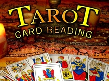 Selling: Tarot card reading