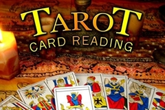Selling: Tarot card reading