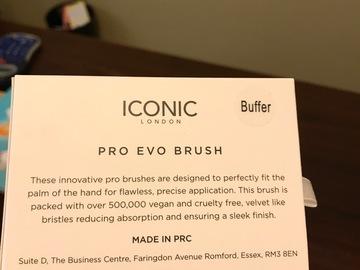 Venta: Icon London Brush Buffer