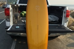 For Rent: 6'3 Campbell Brothers Bonzer