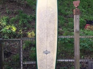 For Rent: 9'1 Fineline Longboard