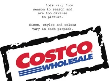 Buy Now: Costco M/W/C apparel loads by the pallet 500pcs. Costco pallet