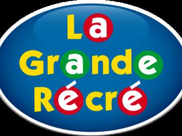 Vente: e-Carte cadeau La Grande Récré (30€)
