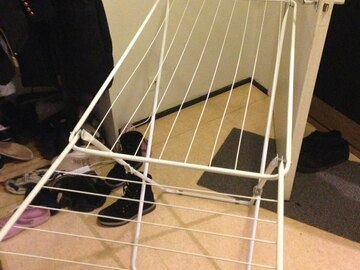 Myydään: Excellent drying rack for sale