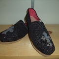 Make An Offer: 125+ PAIR BLING SLIP ON SHOES - MAKE AN OFFER!!!