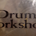 "Selling with online payment: New Old Stock 1990s Drum Workshop DW clear 22"" head w/ old Logo"