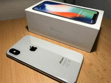 Selling: Iphone X 64 GB (white)
