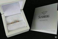 Ilmoitus: Sandbergin Aamukaste sormus