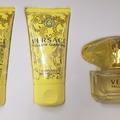 Venta: VERSACE YELLOW DIAMOND set