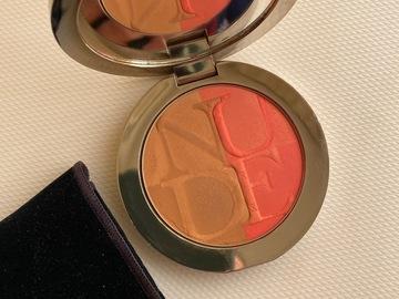 Venta: Duo colorete y bronzer de Dior Paradise núm 002