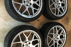 Selling: HRE FF01 Whees - 19x9, 19x9.5 Mercedes Fitment
