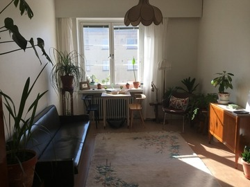 Renting out: Sublet. 50m2 Furnished Apartment in Tööl, February-August.