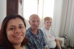 Atendimento domiciliar: Cuidadora de idosos