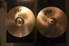 "Selling with online payment: Paiste 12"" PSTX Cajon hats"