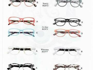 Buy Now: Lot of 300 Pair - ArtWear Designs AssT Fashion Reader Glasses
