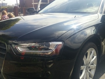 Owner/Supplier: Audi A4 from San Diego to New York