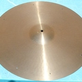 "Selling with online payment: 1960s PAISTE Formula 602 20"" ride Excellent condition 2500 grams"
