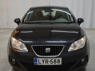 Selling: Seat Ibiza 1.4 16V only 118000km