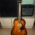 Renting out: Yamaha Acoustic Guitar