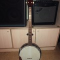 Renting out: Aria Banjo 5 String Acoustic