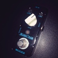Renting out: Mooer Blues Crab Overdrive Guitar Pedal