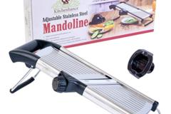 Make An Offer: Adjustable mandoline slicer