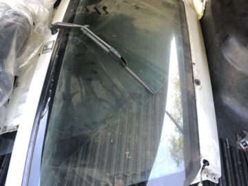 Selling with online payment: 1990 Honda Civic hatch rear door with glass